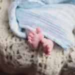 picioare de bebeluș